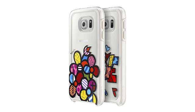 Range of Samsung Galaxy S6 and S6 Edge Accessories Official introduced