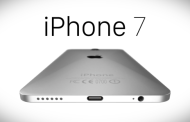 iPhone 7 Concept Inspired by iMac Ultra-Thin Bezels Design