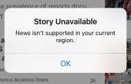 Apple to Deactivate Its News App in China