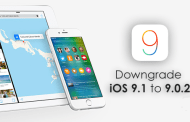 How To Downgrade iOS 9.1 To iOS 9.0.2