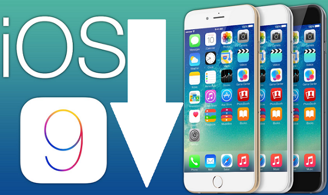 Downgrade Latest iOS 9