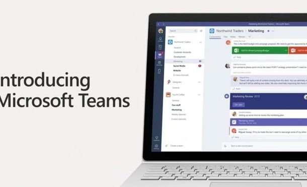 Microsoft launches new messaging service to compete with Slack