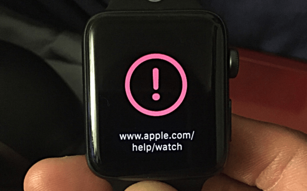 The new version of watchOS 3.1.1 has been temporarily removed by Apple