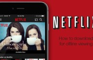 Netflix Movies & TV Shows Is Now Available For Offline Viewing