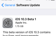 Apple releases iOS 10.3 beta 1 to developers with Find My AirPods