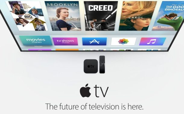 Apple TV Fifth-Generation To Be Compatible With 4k