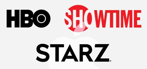 Apple To Offer Premium Packages With HBO, Showtime And Starz