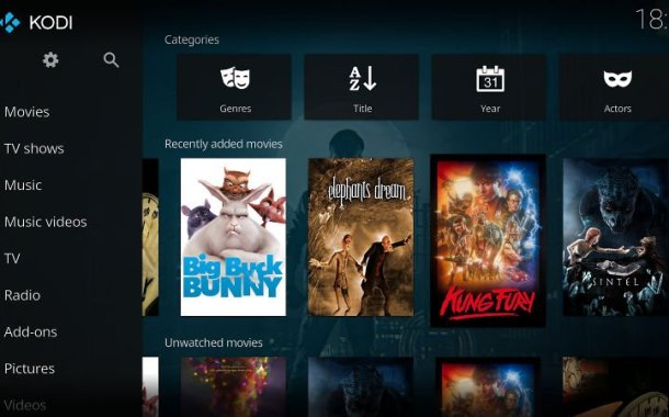 Kodi 17.2 Released With Fix For Subtitle ZIP Files Available To download