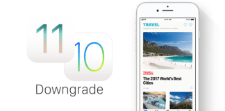 Downgrade-iOS-11-final-to-iOS-10