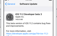 Apple releases third betas of iOS 11.2, watchOS 4.2 & tvOS 11.2
