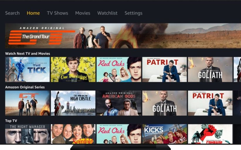 Amazon Prime Video App For Apple TV Available To Download