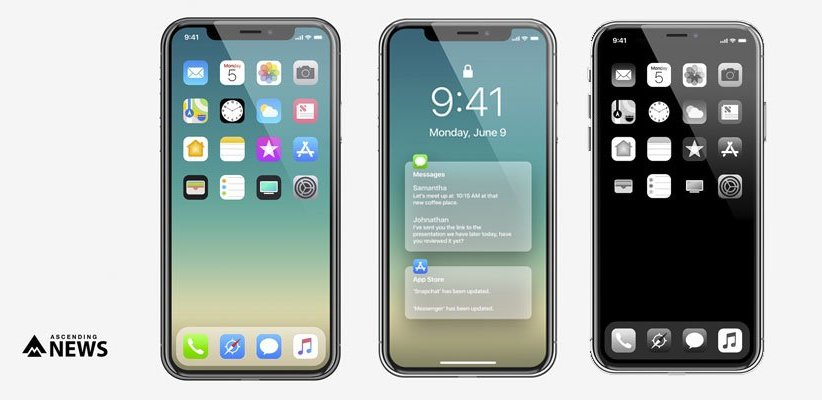 iOS 12 Concept Shows A New Lock Screen And Guest Mode