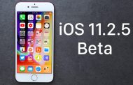 Apple Launches iOS 11.2.5 Beta 5 For Developers
