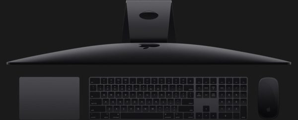 Space gray magic mouse