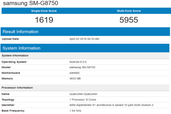 Samsung-Galaxy-S9-mini-surfaces-in-benchmark