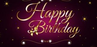 Happy Birthday Whatsapp Status