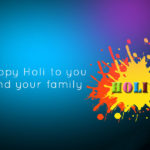 Happy Holi Wishes in English 2017