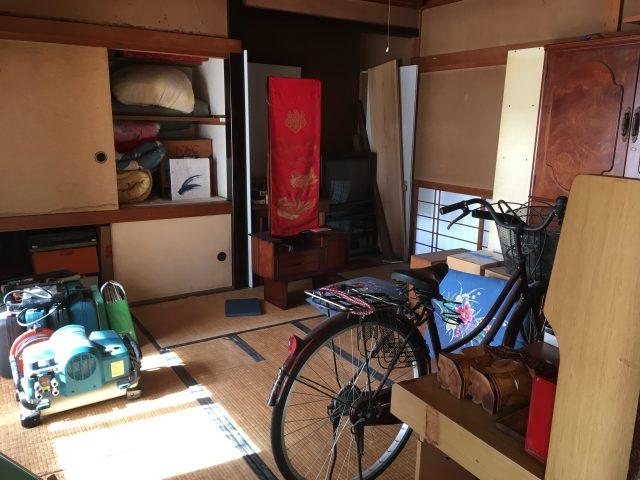 栃木県宇都宮市での遺品整理