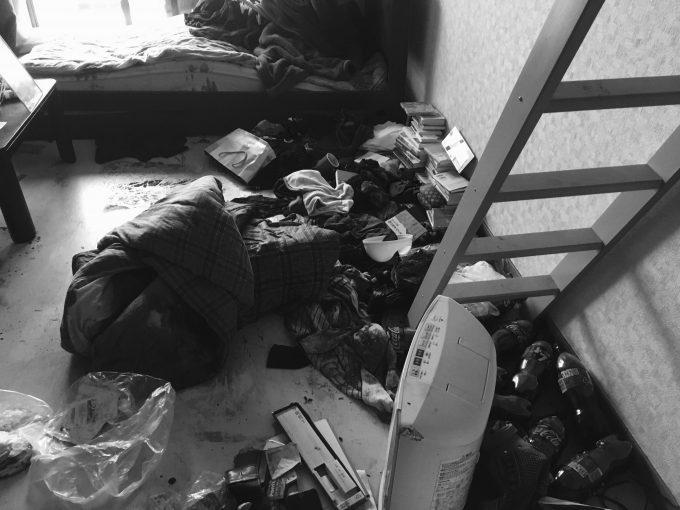 群馬 特殊清掃(孤独死、事故現場などの原状回復)