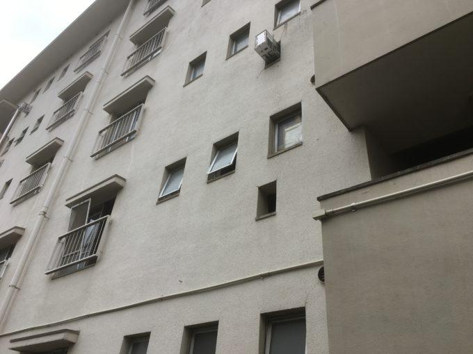 前橋 市営住宅での遺品整理