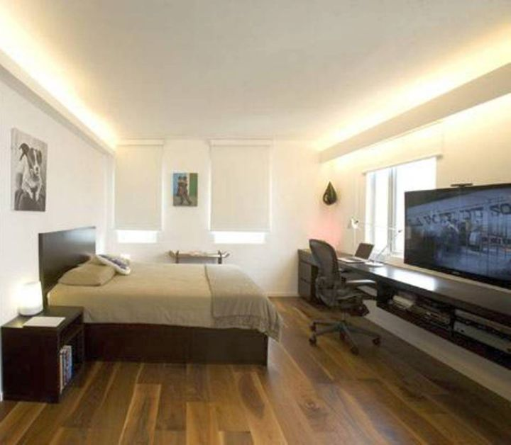Bedroom Bedroom With Tv And Desk Bedroom With Tv And Desk Home Design Decoration