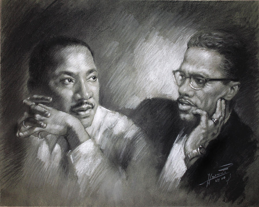 Meeting in the Middle: The Forgotten Relationship of Malcolm X and MLK Jr. - iHistory