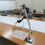 GoProで古文書を撮影してみた!