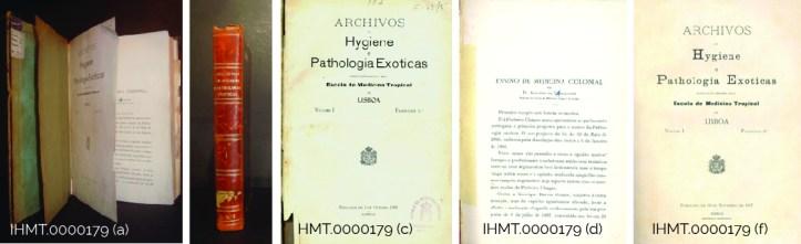 Archivos de Hygiene e Pathologia Exóticas