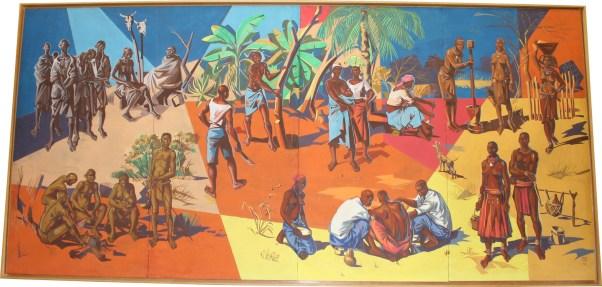 Pintura de Albano Neves e Sousa