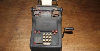 Máquina de adição ADDO-X 20