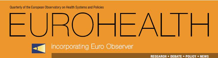 Logo Eurohealth