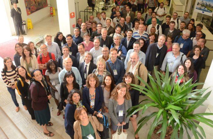 Zikalliance kick-off meeting group photo