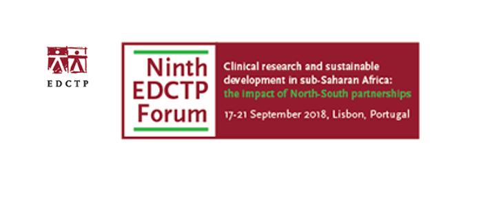 O 9º forum EDCTP vai realizar-se entre 17 e 21 de setembro de 2018, na Fundação Calouste Gulbenkian, em Lisboa.