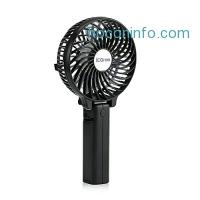 ihocon: iEGrow Portable USB Mini Battery Fans迷你小電扇