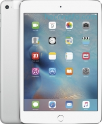 ihocon: Apple - iPad mini 4 Wi-Fi + Cellular 16GB - Silver