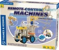 ihocon: Thames & Kosmos Remote Control Machines組合遙控玩具