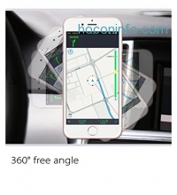 ihocon: Loca Air Vent Magnetic Car Mount Holder汽車磁性手機固定架