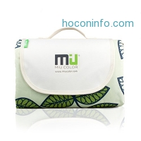 ihocon: MIU COLOR® Foldable Large Picnic Blanket - Waterproof and Sandproof 防水防沙可折疊收納,防水野餐地墊