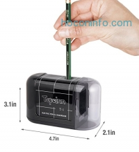 ihocon: Tepoinn Electric Pencil Sharpener 電動削鉛筆機