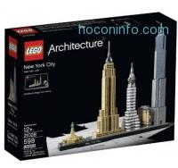 ihocon: LEGO Architecture New York City 21028
