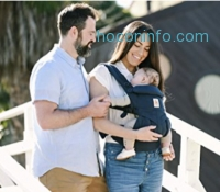 ihocon: Ergobaby OMNI 360 All-in-One Ergonomic Baby Carrier, All Carry Positions嬰兒背帶