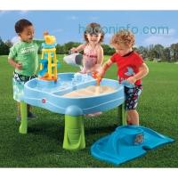 ihocon: Step2 Sandbox Splash n' Scoop Bay Water Table - Walmart.com