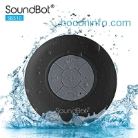ihocon: SoundBot SB510 HD Water Proof Bluetooth 3.0 Speaker with Built-in Mic 防水藍芽內建麥克風喇叭