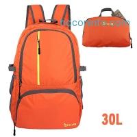 ihocon: OXA Ultralight Foldable Daypack Packable Backpack 30L輕便可折疊收納背包