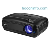 ihocon: Croyale Video HD Projector Support 1080P HDMI TV Home Theater家庭劇院投影機