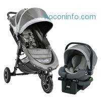 ihocon: Baby Jogger City Mini GT 汽車座椅及嬰兒推車 Travel System