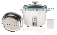 ihocon: Zojirushi NHS-10 6-Cup (Uncooked) Rice Cooker/Steamer & Warmer電飯鍋