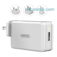 ihocon: UNITEK USB Wall / Travel Charger (Quick Charge)快速充電器