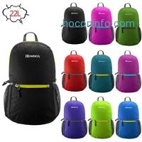 ihocon: Homdox 22L Ultra Lightweight Packable Backpack超輕可折疊背包