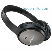 ihocon: Bose QuietComfort 25 Acoustic Noise Cancelling Headphones - Stereo - Black - Wired